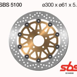 Disco Freno SBS 5100