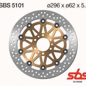 Disco Freno SBS 5101