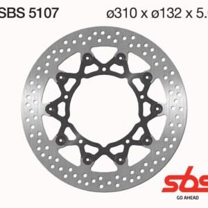 Disco Freno SBS 5107