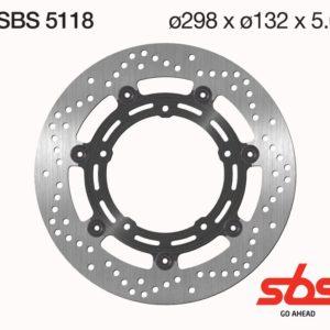 Disco Freno SBS 5118