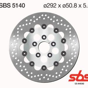 Disco Freno SBS 5140