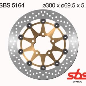 Disco Freno SBS 5164