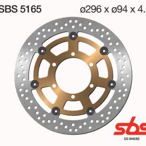 Disco Freno SBS 5165