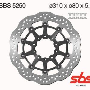 Disco Freno SBS 5250