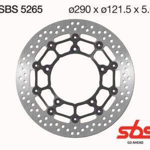 Disco Freno SBS 5265