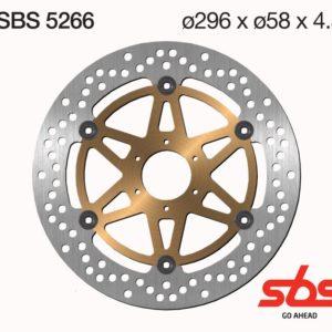 Disco Freno SBS 5266