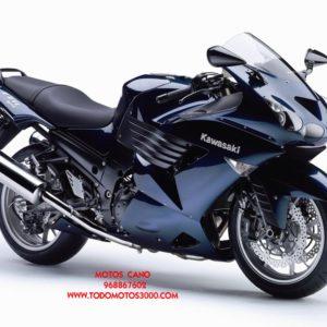 Kawasaki ZZR 1400 (06-07)