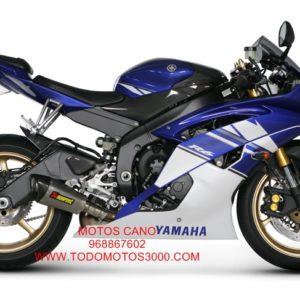 YAMAHA YZF-R 600 10