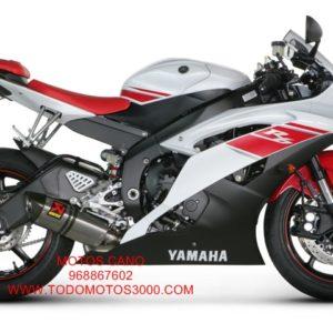 YAMAHA YZF-R6 600 (08-09)