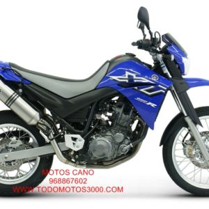 YAMAHA XT-R 660 (04-06)