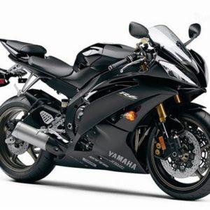 Yamaha YZF-R6 600CC (2008/2012)