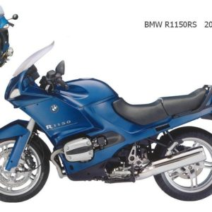 R 1150 RS (2001/2005)