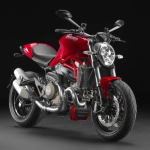 Ducati MONSTER 1200CC (2014)