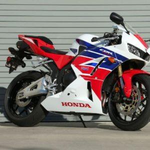 Honda CBR 600 (2007-2014)