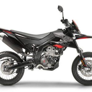 Moto Aprilia MX SM 125
