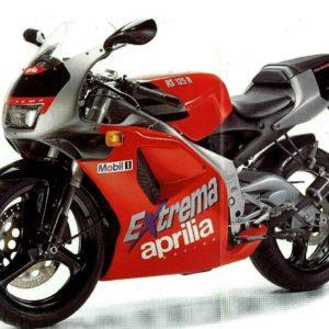 Moto Aprilia RS Extrema 125