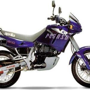 Moto Aprilia Pegaso 600