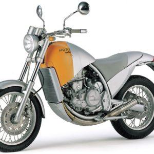 Moto Aprilia Stark 6,5
