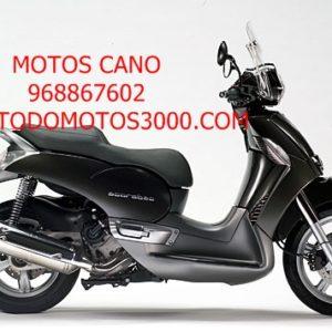 APRILIA SCARABEO 500 2006-2007