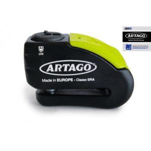 Candados de disco con Alarma Artago
