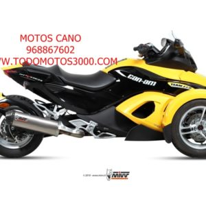 CAN-AM SPYDER 1000 IE