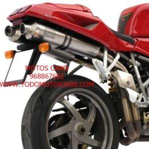 DUCATI 996 1999