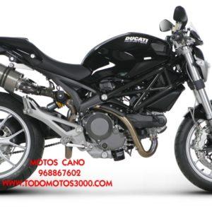 Ducati Monster 1100/S (09-10)