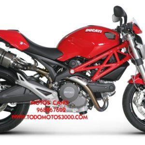Ducati Monster 696 (2008 - 2010)