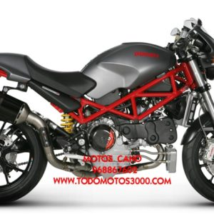 Ducati Monster S4R-S4RS (06-08)