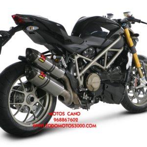 Ducati Streetfighter / Streetfig