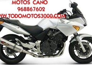 HONDA CBF 600 (04-06)