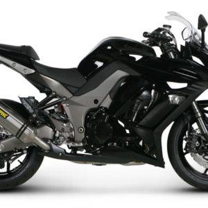 Kawasaki Z1000 / Z1000SX (2010 - 2012)