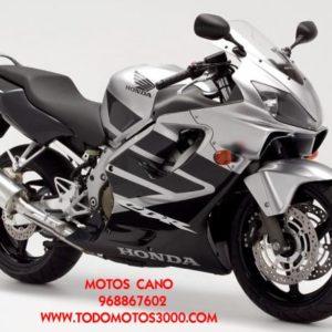 HONDA CBR-F/FS 600 (01-06)