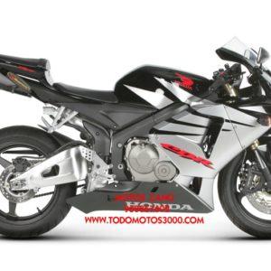 HONDA CBR-RR 600 (05-06)