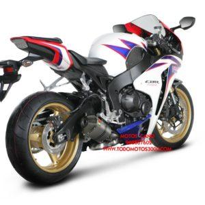 Honda CBR 1000 RR (2008 - 2010)