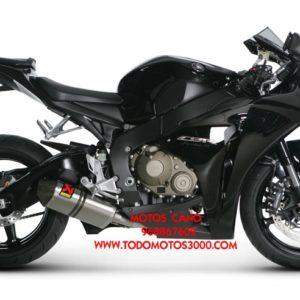 Honda CBR 1000 RR ABS (09-10)
