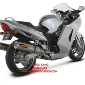 Honda CBR 1100 XX (04-06)