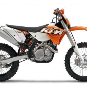 KTM EXC 450 F (2011)