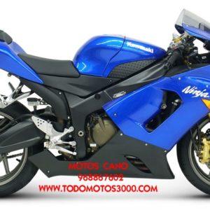 Kawasaki ZX 6R/RR (05-06)
