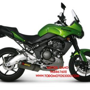 Kawasaki Versys (07-10)