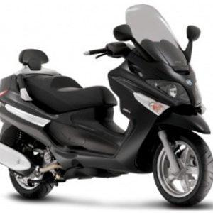 X-EVO 125 (2008+)