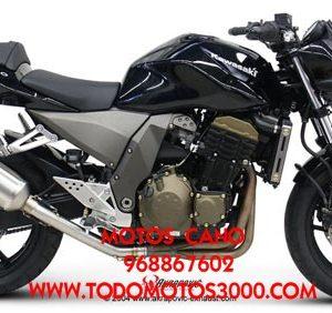 Kawasaki Z 750 (04-06)
