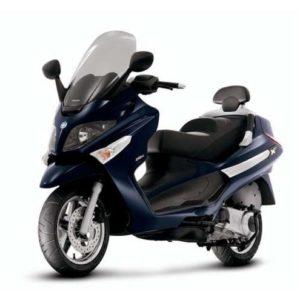 X-EVO 250 (2007-2008)