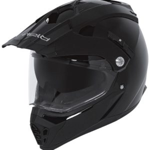 ENDURO - Casco Held Alcatar Negro -