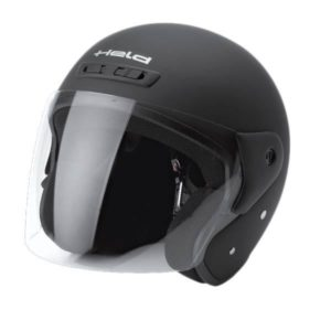 JET - Casco Held Heros Negro Mate -