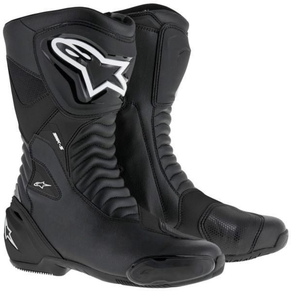 BOTAS PARA MOTOS - Botas Alpinestars SMX-S Negro -
