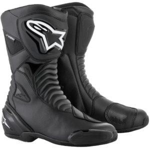 BOTAS PARA MOTOS - Botas Alpinestars SMX-S Waterproof Negro -