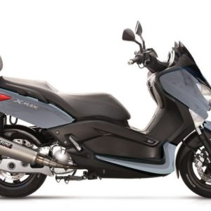 ESCAPES YAMAHA YASUNI - Escape homologado Yasuni 4T Silenc. Titanio Yamaha X-Max 400 TUB352 -
