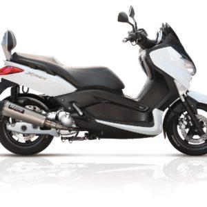 ESCAPES YAMAHA YASUNI - Escape homologado Yasuni 4T Silenc. Titanio Yamaha X-Max 125 TUB351 -