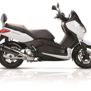 ESCAPES YAMAHA YASUNI - Escape homologado Yasuni 4T Silenc. Black Carbon Yamaha X-Max 125 TUB351BC -